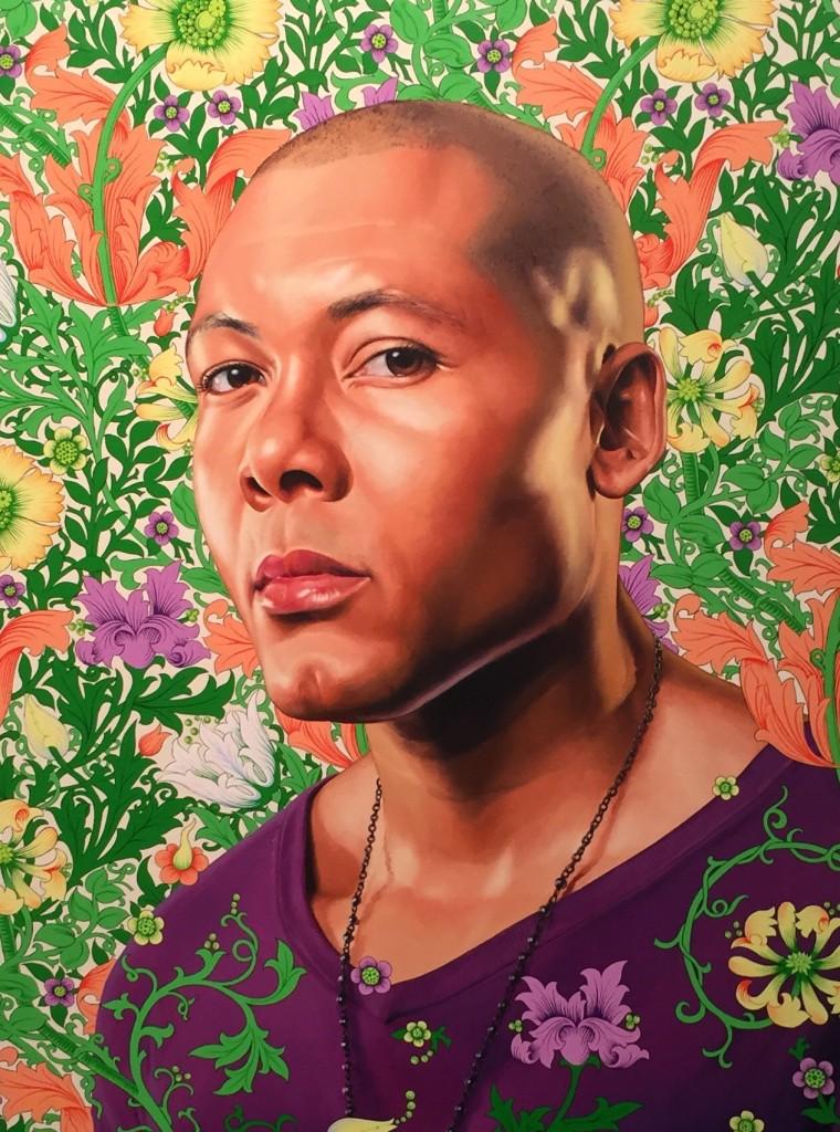 Kehinde Wiley Amerikansk konstnär född 1977.