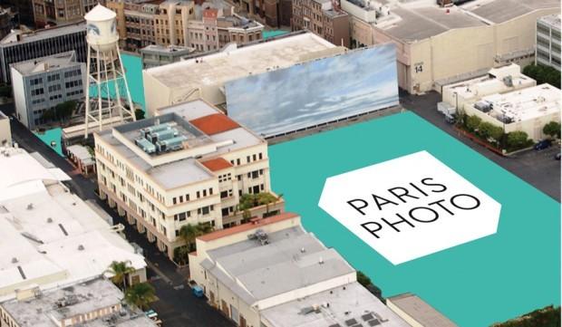Paris Photo Los Angeles devait avoir lieu dans les studios de la Paramount Image via fabrik.la