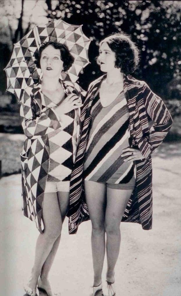 Sonia Delaunay's fashion designs