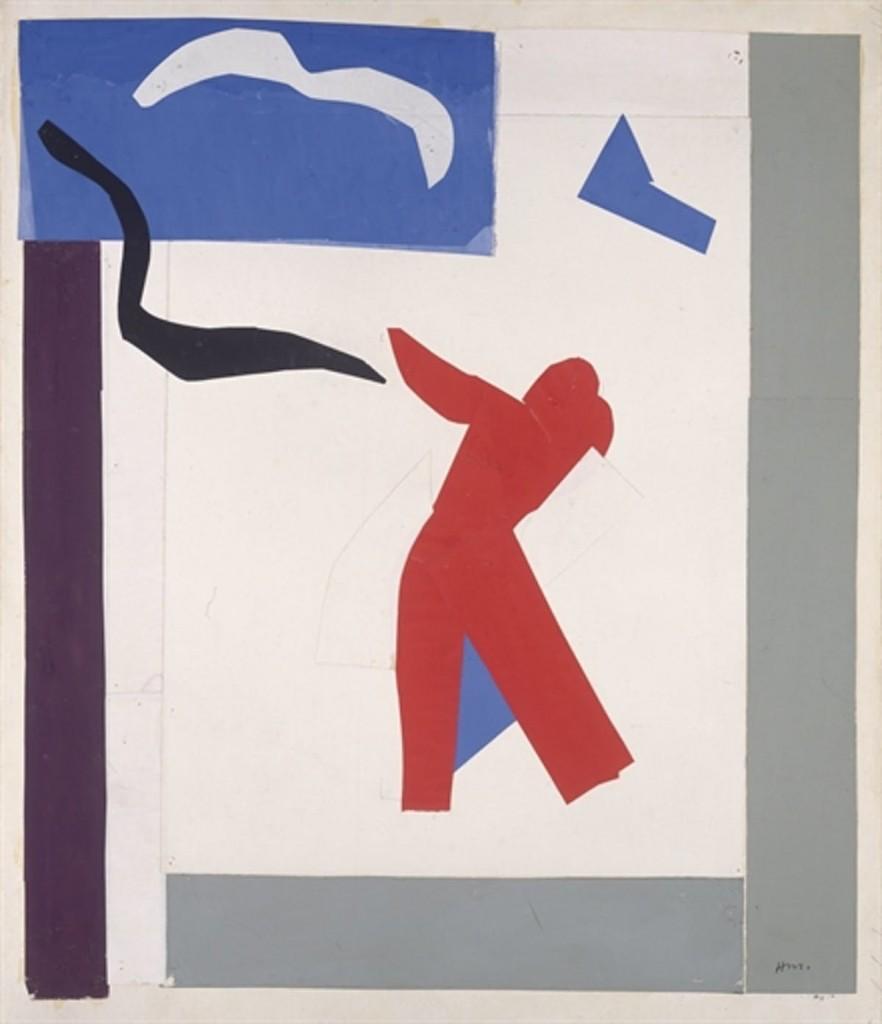 Le Danseur, år 1937-38. Foto: Christie's.