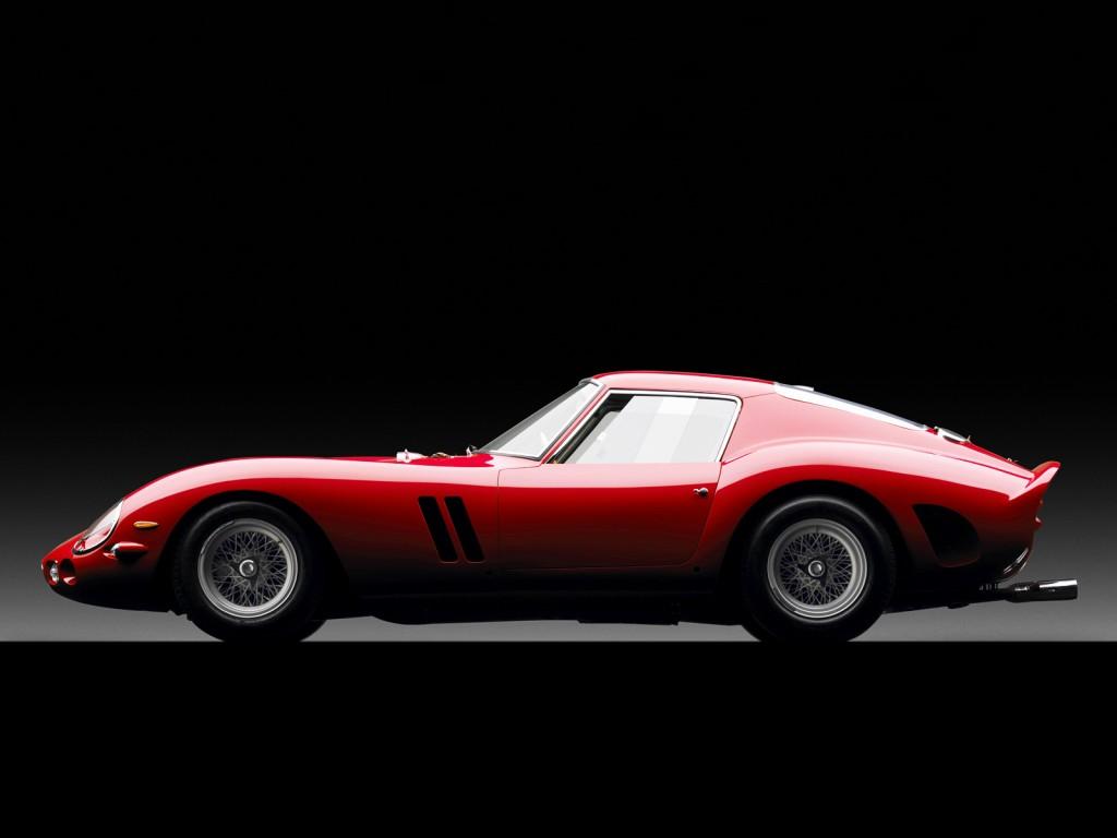 07. Ferrari GTO, image via carstyling.ru