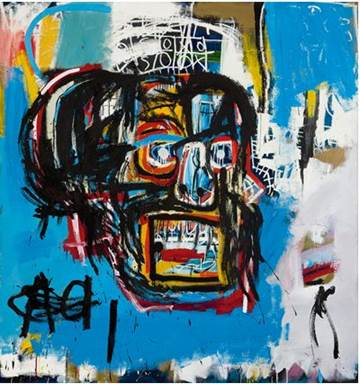 Jean-Michel Basquiat, Untitled, 1982Image: Sotheby's