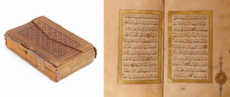 Corán otomano