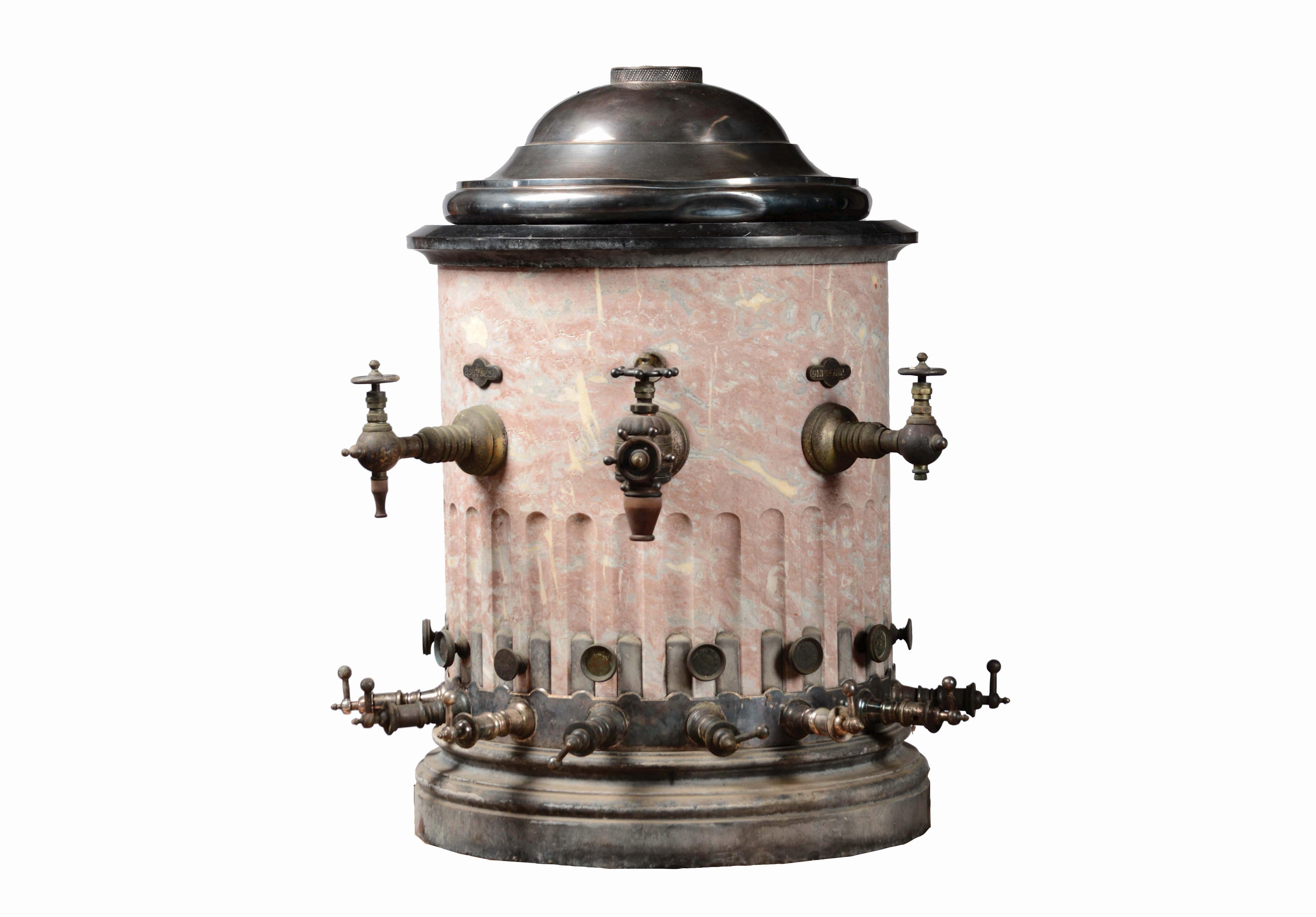 Fontaine à soda en marbre Arctic Soda Apparatus