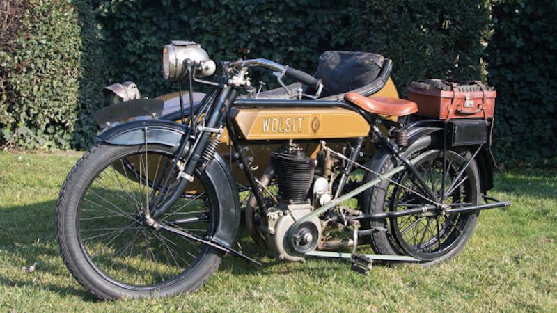 1914 Wolsit 600 cc