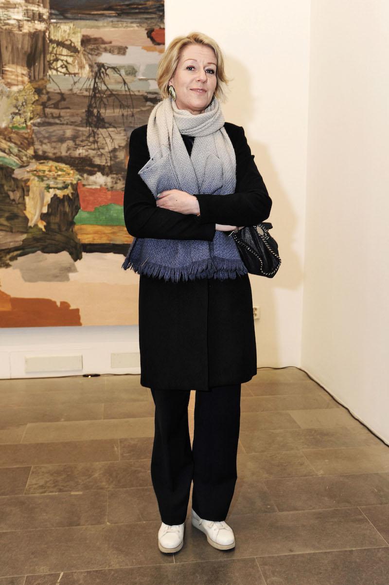 Gallerist Cecilia Hillström