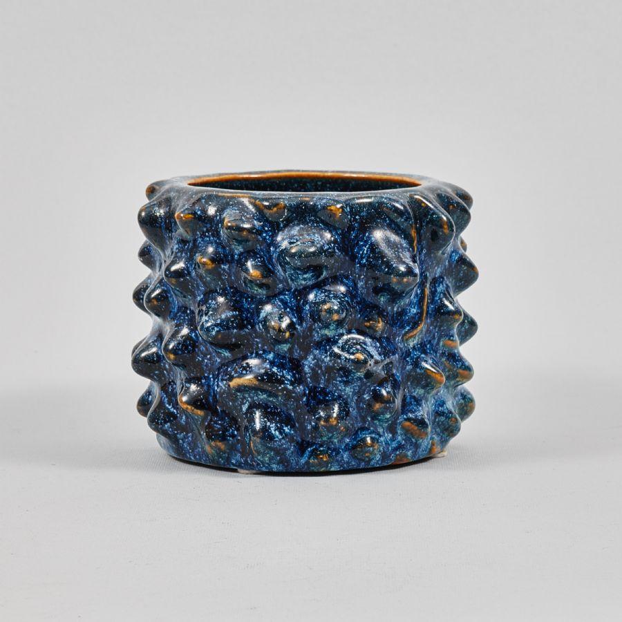 Axel Salto (1889-1961), Den Kongelige Porcelainsfabrik (Royal Copenhagen / Kunglig Dansk), 1950-tal, stengods, höjd: 9, 5 cm. Utropspris: 10 000 SEK. Metropol.