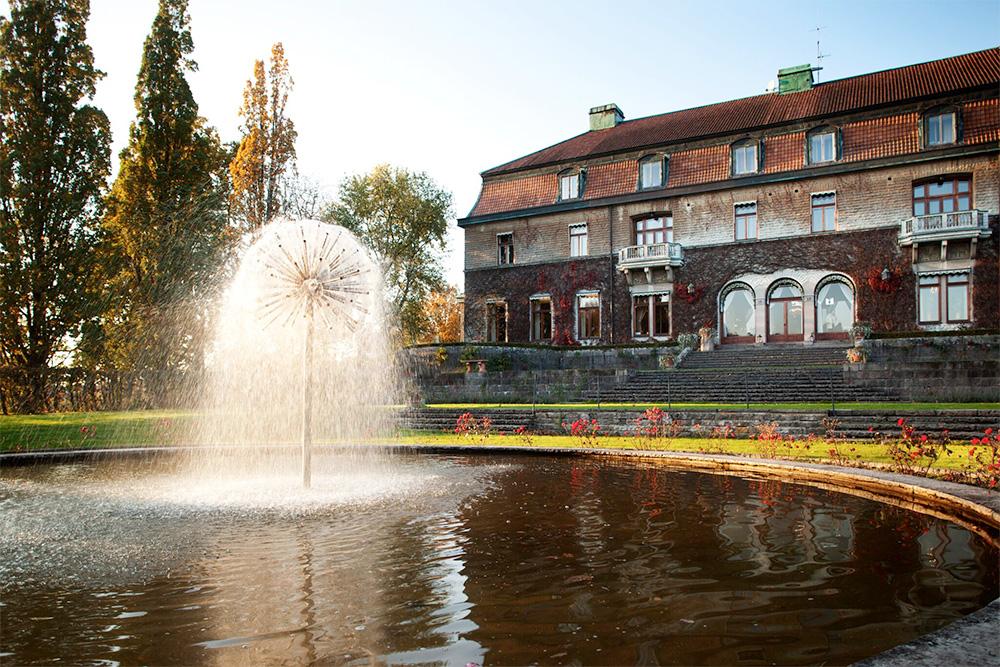 Bjertorp Slott. Bild: Countryside Hotels