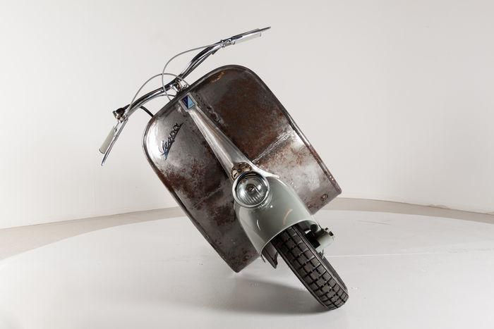 Piaggio - Vespa 98 ccm - Serie 0 - 1946