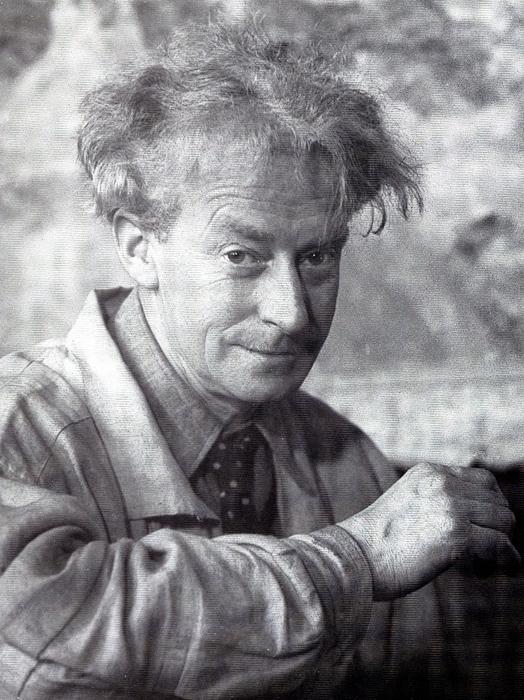 Sir William George Gillies Image via The Scottish Gallery