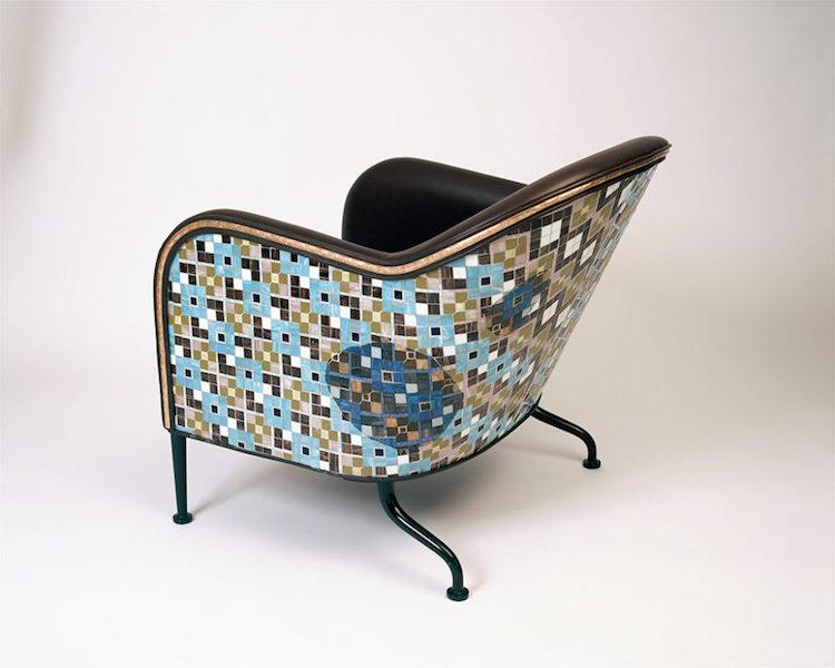 Custom Ernst – mosaic made by artist ernst billgren