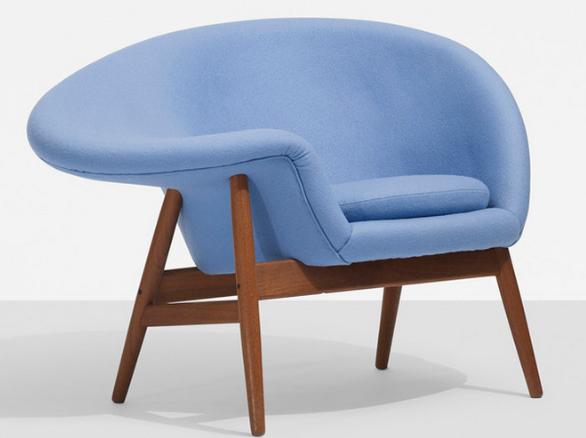 Hans Olsen, lounge chair Utrop: 24 900 SEK WRIGHT