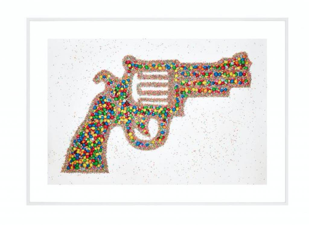 CLARA HALLENCREUTZ - Arms Disarmed - Candy | Foto: Absolut Art