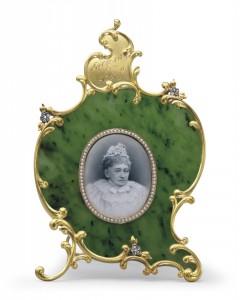 Faberge photo frame