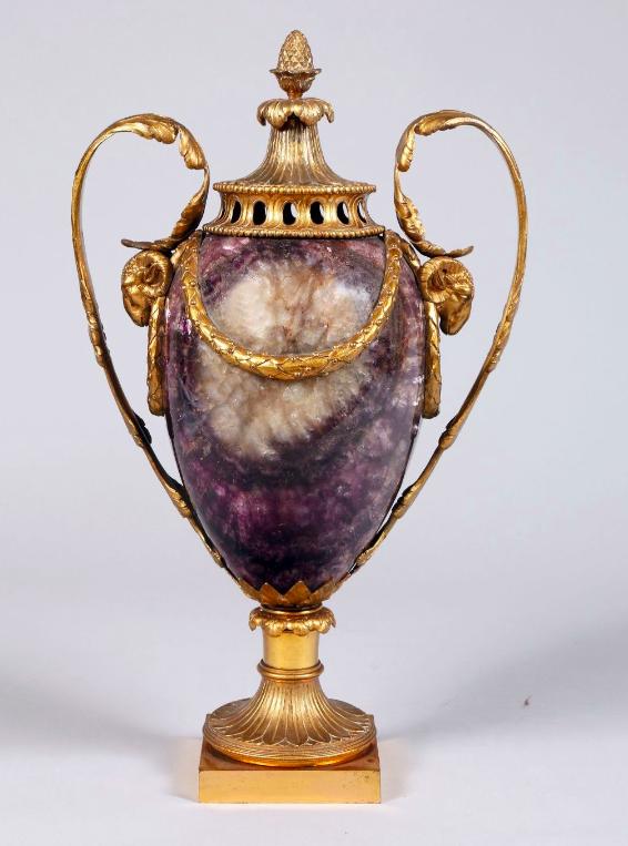 Vase incense burner In the style of Matthew Boulton (1728-1809)
