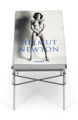 Helmut Newton, Sumo, Taschen, 1999. Foto: Christie's.