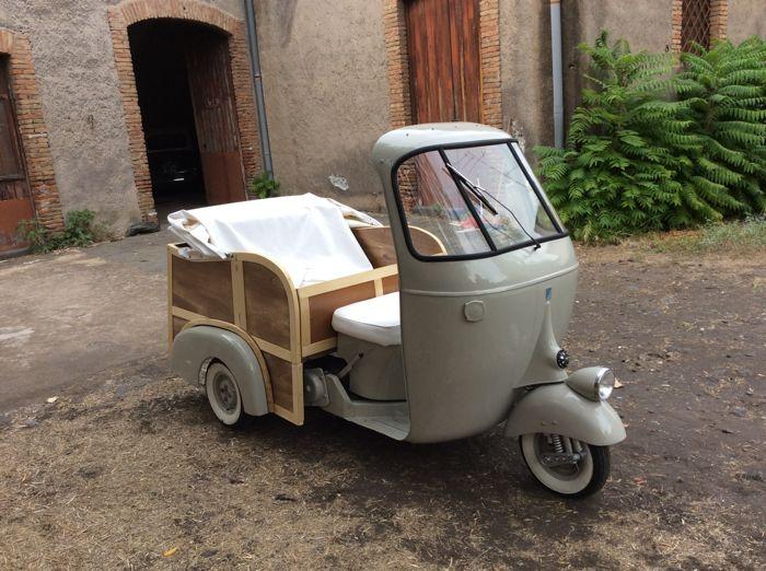 PIAGGIO Ape Ac1 Calessino 150 cc, 1958