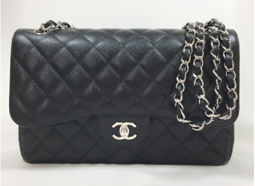Chanel Classic double flap bag. Still In Fashion