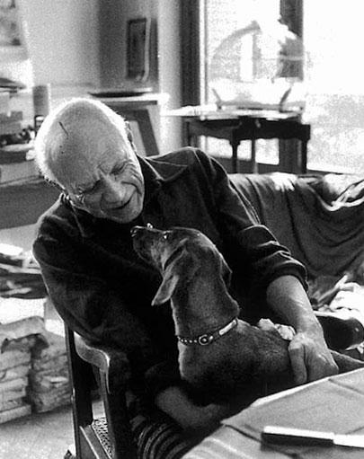 Pablo Picasso und Lump