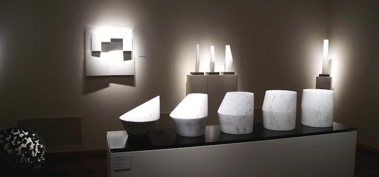 Åmells Konsthandels utställning pågår t o m 25 september
