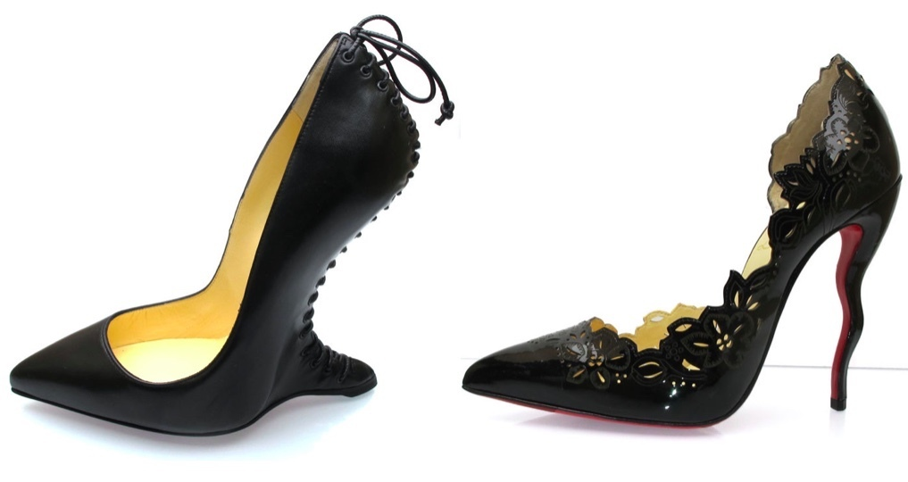 11144a2e455 Christian Louboutin  The man with the red sole – Blog – Barnebys.com
