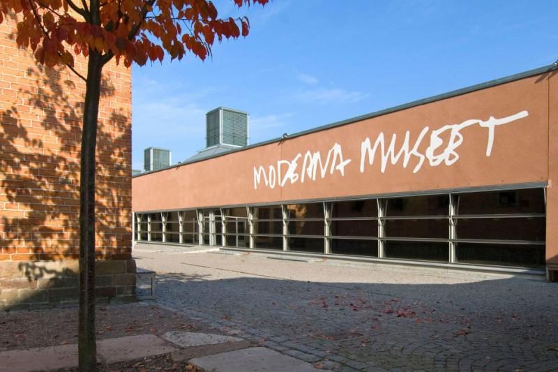 Moderna Museet i Stockholm.