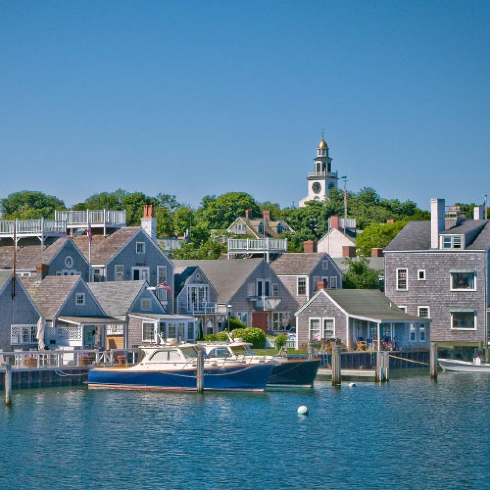 View of Nantucket. Photo: The Northborough Guide