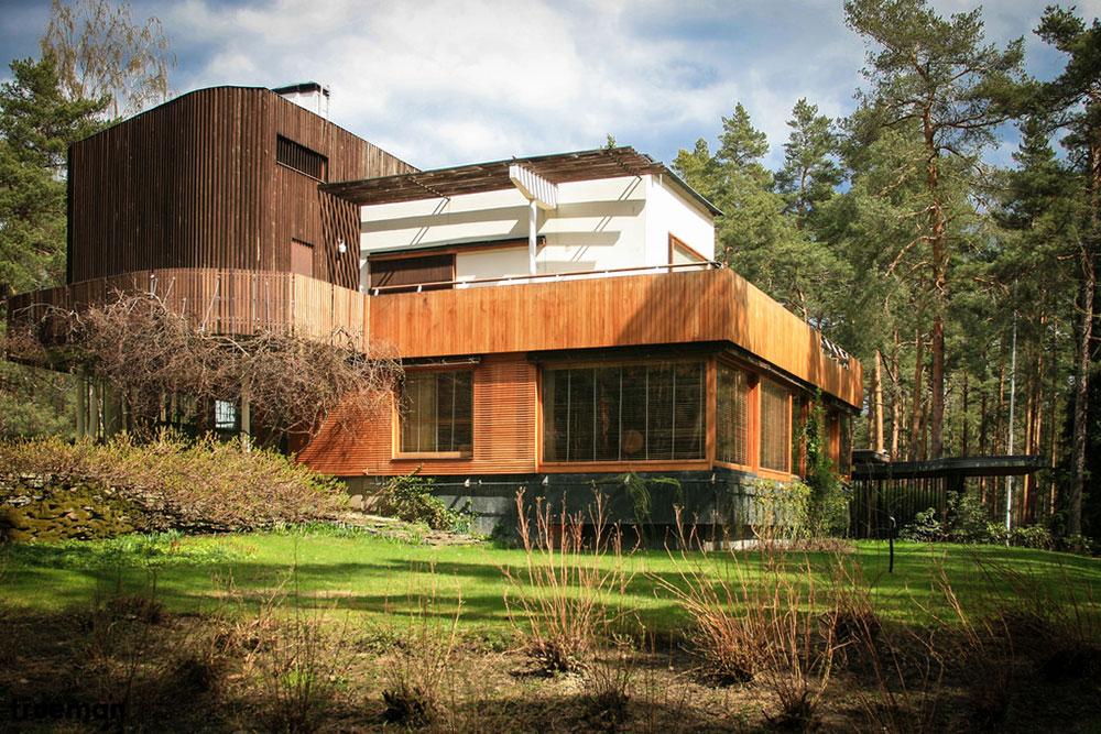 Villa Mairea. Foto: Alvaraalto.fi.