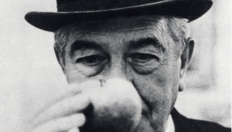 René Magritte, el genio surrealista que revolucionó el arte con una pipa (+ Frases)