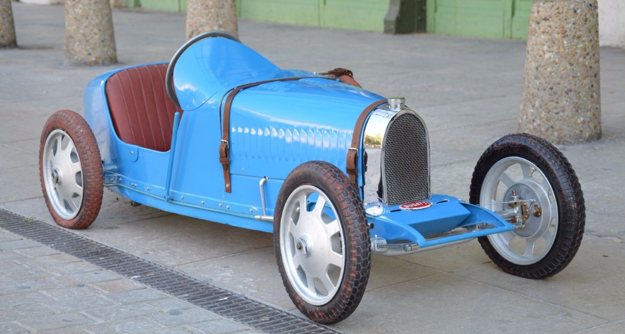 1927 - BUGATTI «Baby» type 52