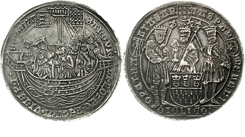 Köln, Dicker dreifacher Dreikönigstaler o. J. (1610-1620)