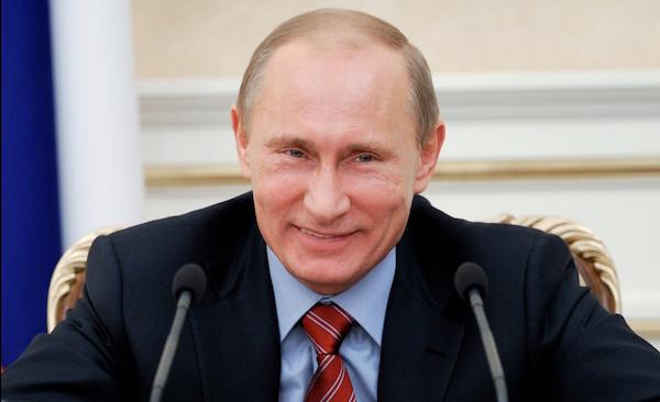 Vladimir Putin Bild: quotesgram.com