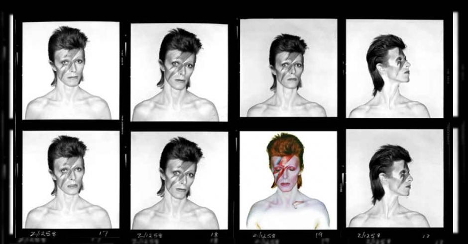 David Bowie, un personnage multi-facettes