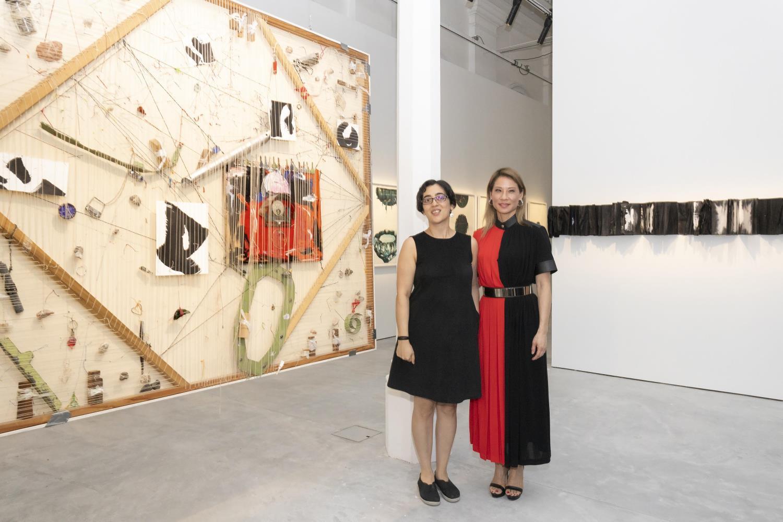 Lucy Liu and Shubigi Rao. Photo: National Museum of Singapore