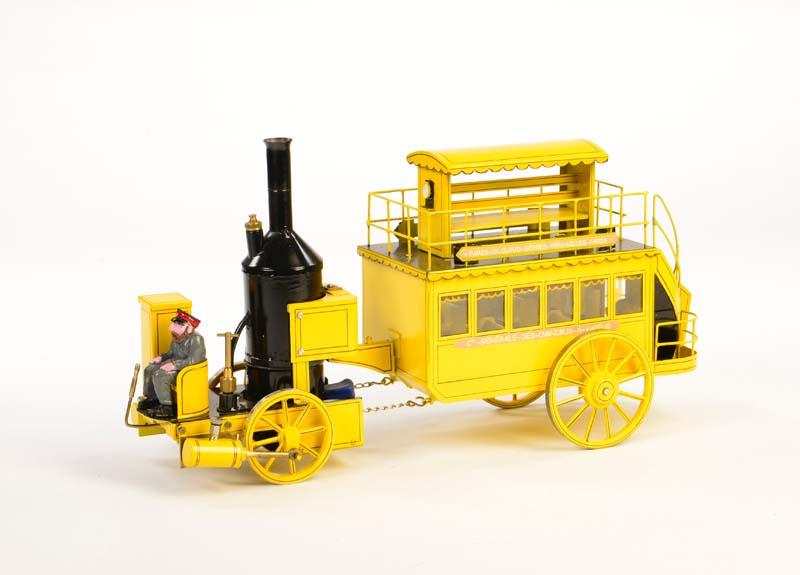 FEUGERE - Auffliegen-Bus 1868, Nachbau