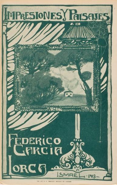 Federico García Lorca, 'Impressions and Landscapes' 1918. Photo: Durán Arte y Sebastas