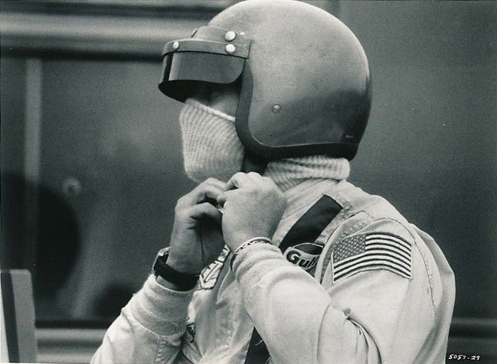 "Unknown, Steve McQueen ""Le Mans"", 1971"