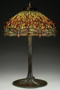 Tiffany Dragonfly lamp