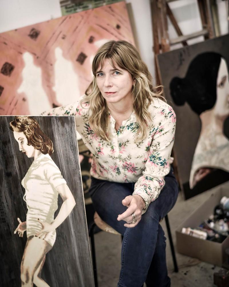 Karin Mamma Andersson. Foto: Patrick Miller.