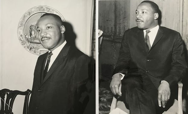 Harris Ewing - Globe Photos - Martin Luther King - London - 1964