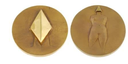 Lot 379: Diamond, Lynn Chadwick