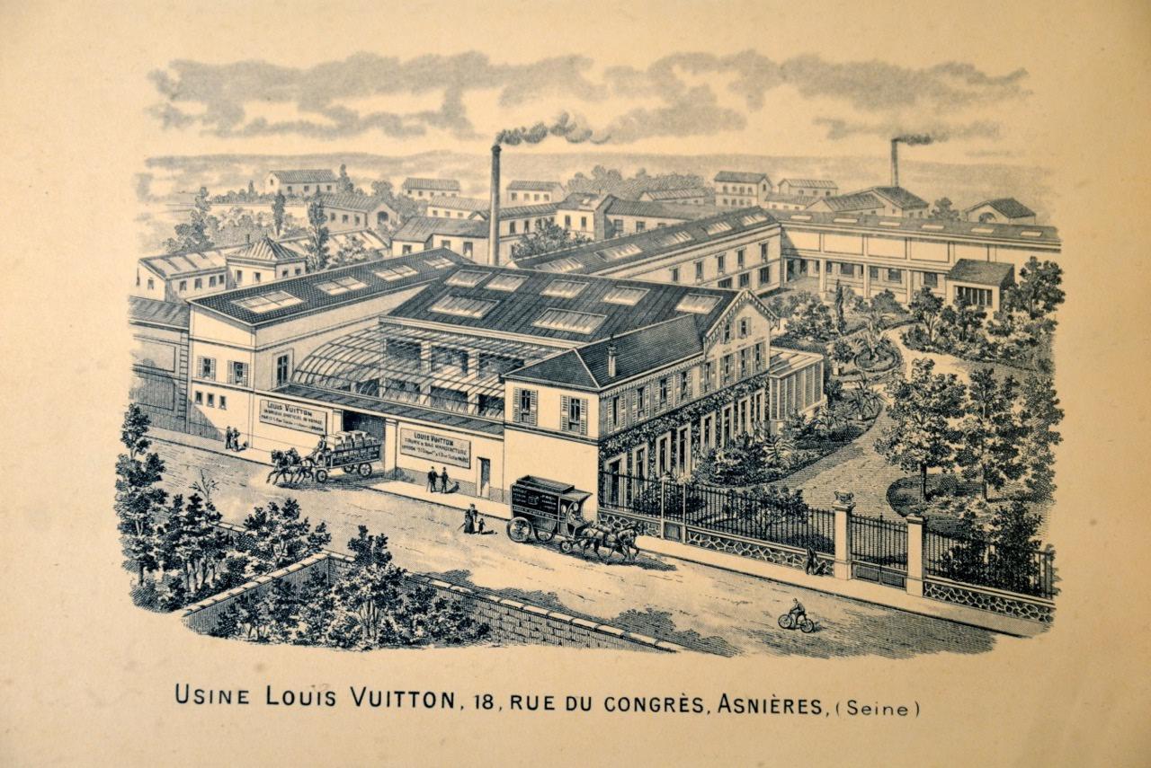 Usine Louis Vuitton