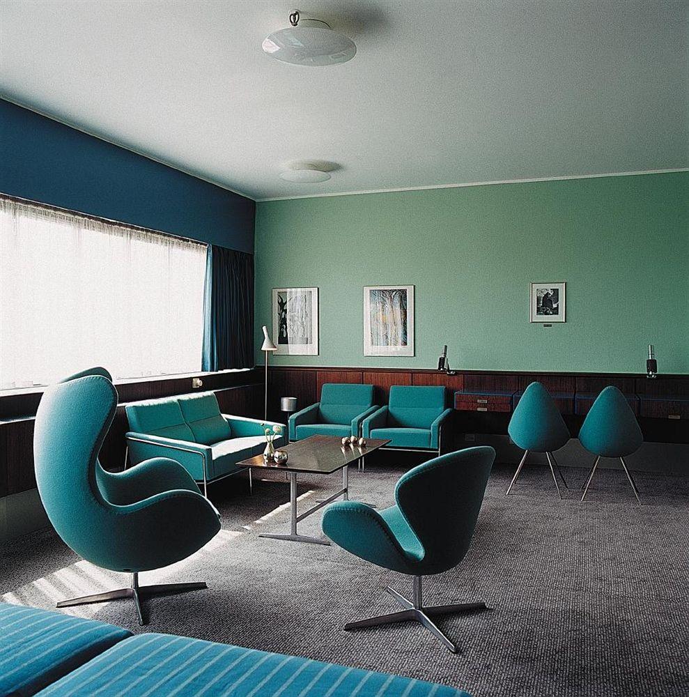 Le Radisson Blue Royal Hotel à Copenhague , image via da.cityhotels.com