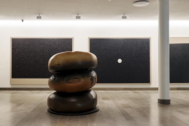 """Hanna Lidéns konst skapade rubriker när de först syntes i offentlig miljö. """"Everything"""" är från 2015"""