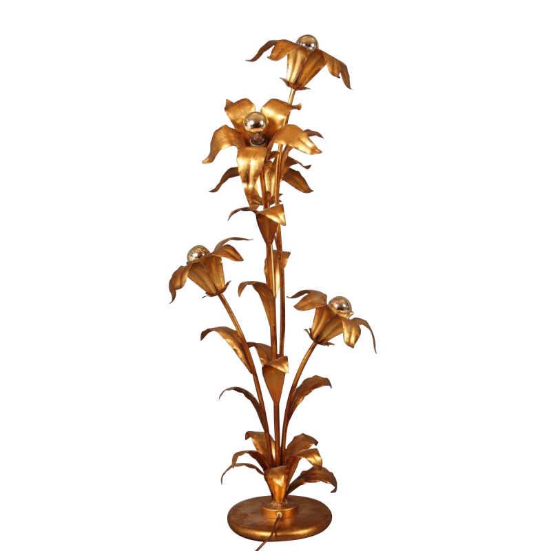 Lampe à fleurs par Hans Kögl (designer allemand)