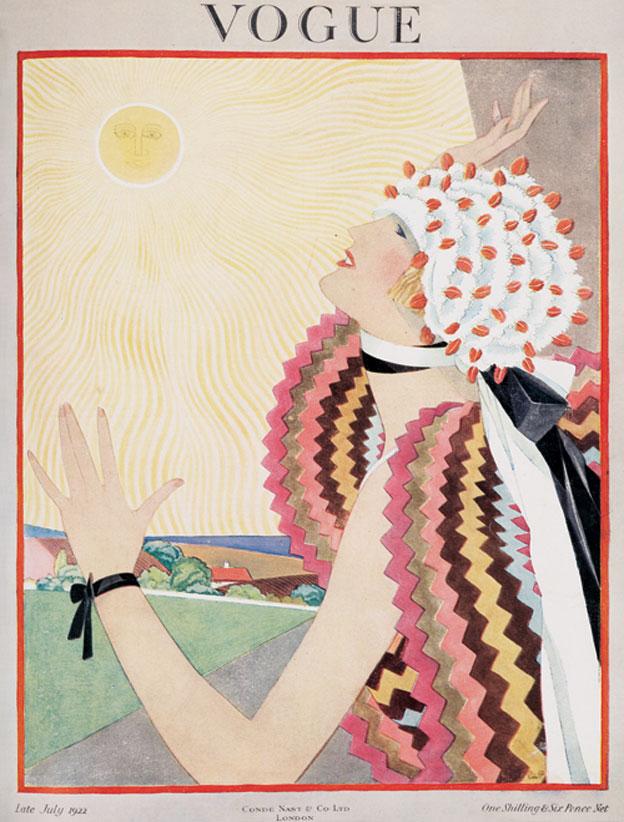 Vogue - July 1922