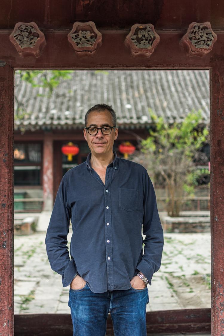 Författaren Andreas Gedin. Foto: Max Gerthel
