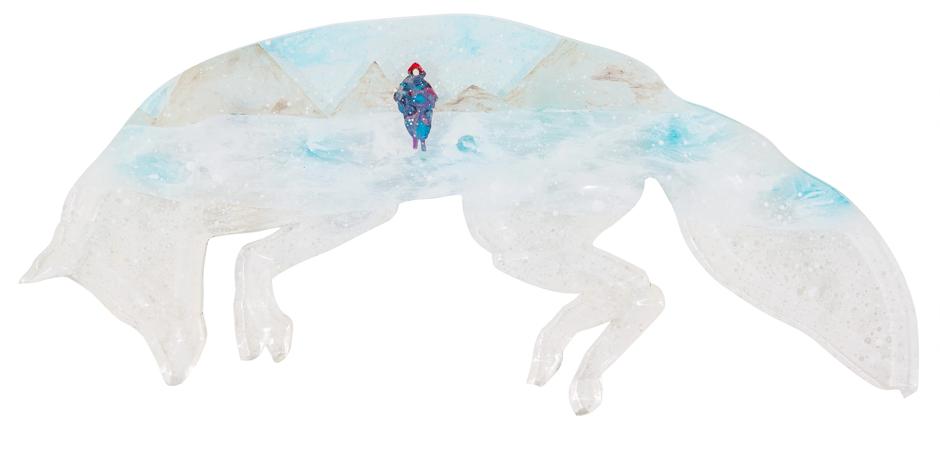 邱君婷, Real snow and literal dream