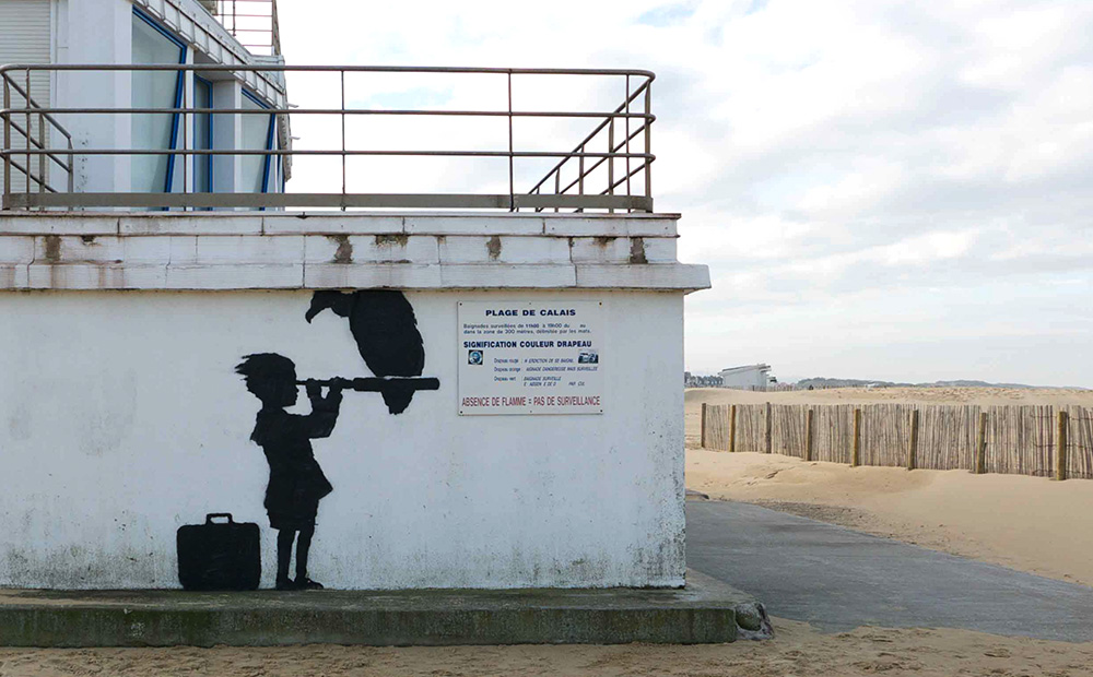 Photo: via banksy.co.uk