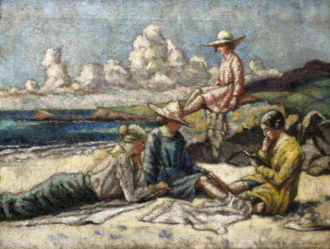 Mainie Jellett, 1897-1944, Peace, Schätzpreis: €20000 - €30000 Öl auf Leinwand, 61 x 81cm, Lot 29